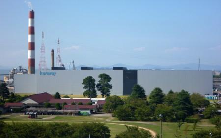 株式会社クラレ西条事業所フィルム新工場建設に伴う電気設備工事を施行(CM-14)